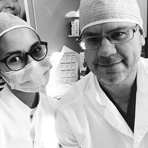 Esteettinen kirurgia ja intiimikirurgia. Yläluomileikkaus.